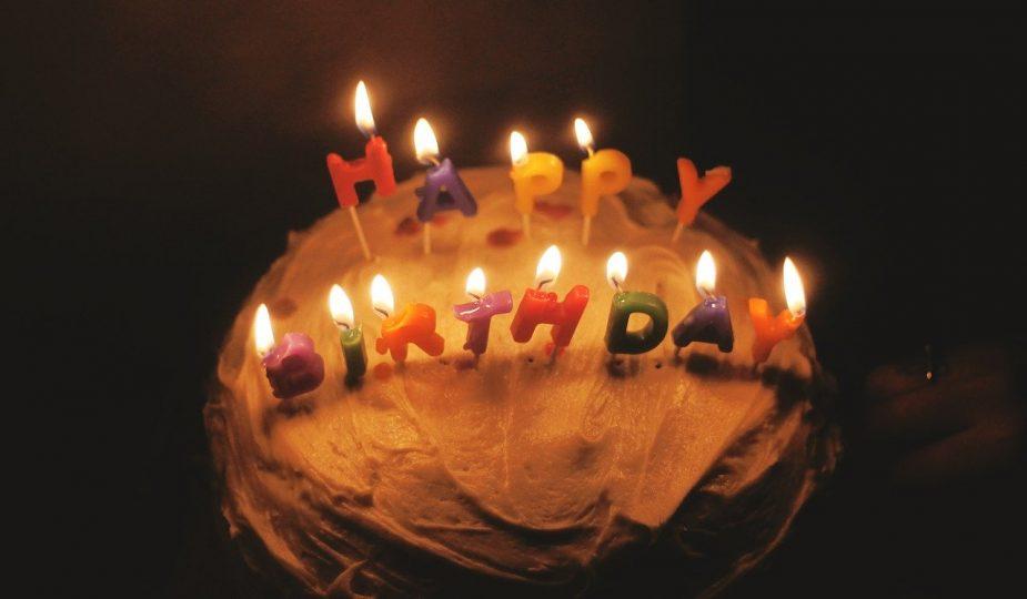 fête anniversaire
